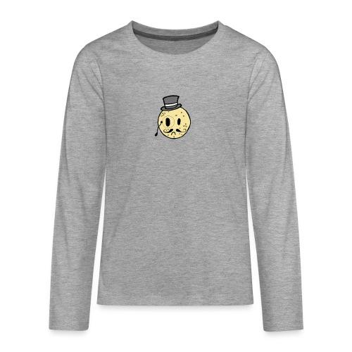 Crumpet Squad Mens T - Teenagers' Premium Longsleeve Shirt