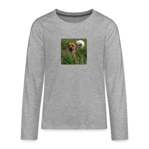 15965945 10154023153891879 8302290575382704701 n - Teenager Premium shirt met lange mouwen