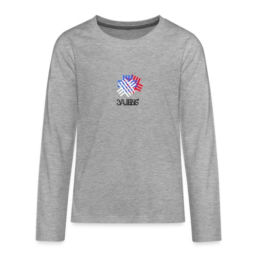 3ajebis' + - Teenager Premium Langarmshirt