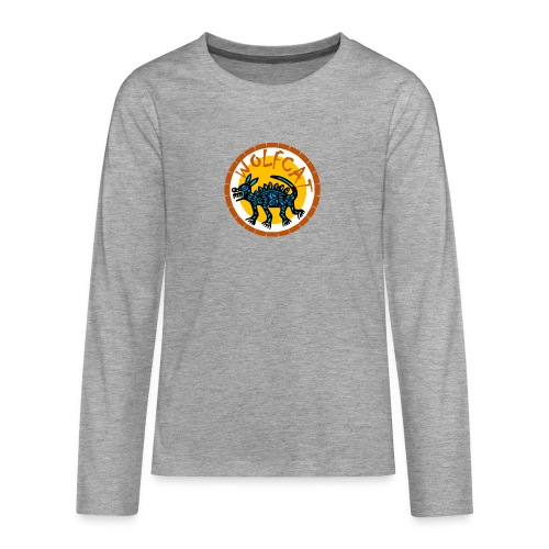 WolfCat - T-shirt manches longues Premium Ado