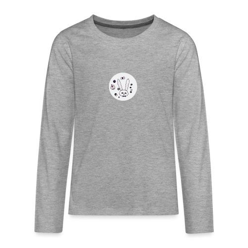 Hase - Teenager Premium Langarmshirt