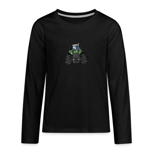 0145 F - Teenager Premium shirt met lange mouwen
