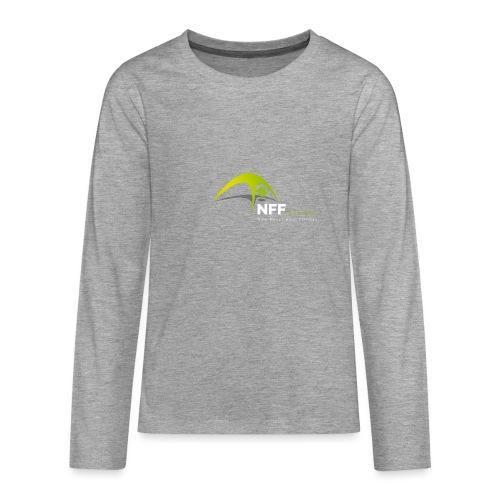 NFF Gymnastics - Teenager Premium Langarmshirt