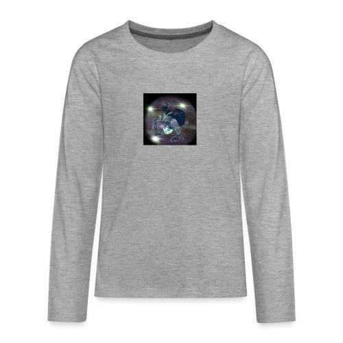 the Star Child - Teenagers' Premium Longsleeve Shirt