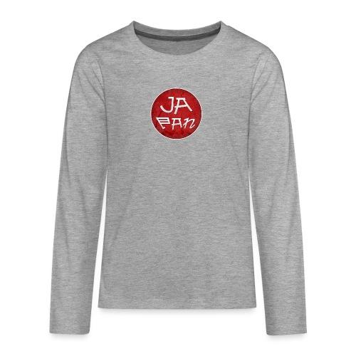 Japan - T-shirt manches longues Premium Ado