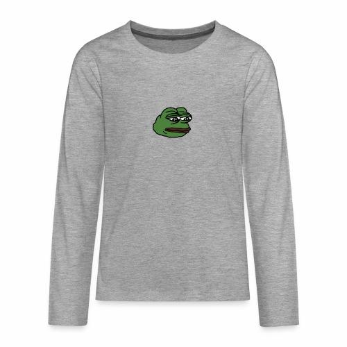Pepe - Teinien premium pitkähihainen t-paita