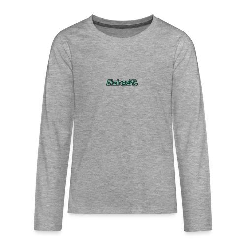 ElzingaMC - Teenager Premium shirt met lange mouwen