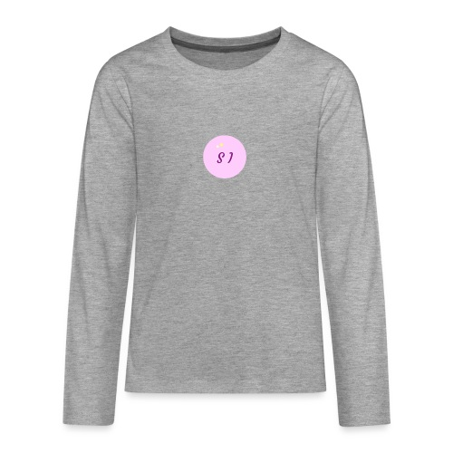 Kids clothing - Teenagers' Premium Longsleeve Shirt