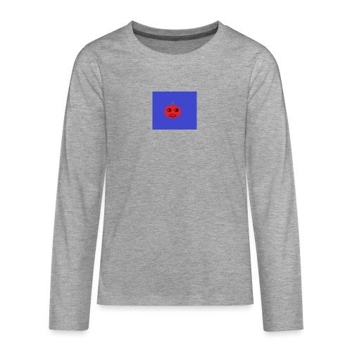 JuicyApple - Teenagers' Premium Longsleeve Shirt