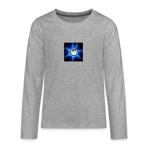 pp - Teenagers' Premium Longsleeve Shirt