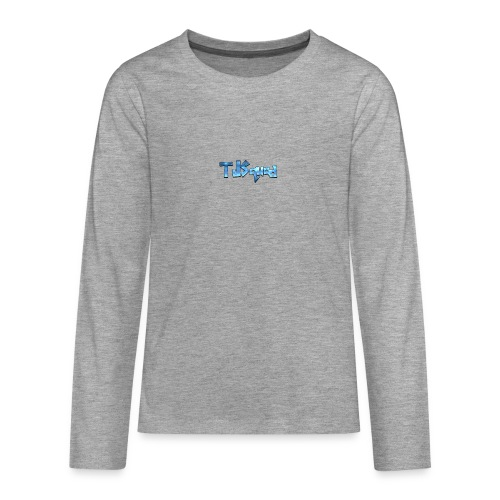TJ SQUAD MERCH!!! - Teenagers' Premium Longsleeve Shirt