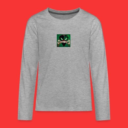 Delirious Music Productions - Teenagers' Premium Longsleeve Shirt