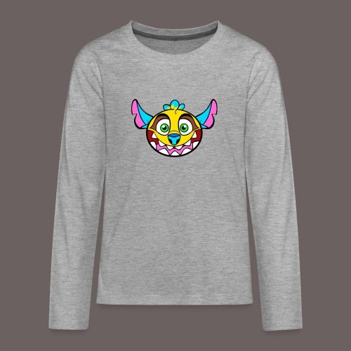 SCOOLY - T-shirt manches longues Premium Ado