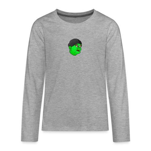 JAMPPAMUMMO LIMITED EDITION - Teinien premium pitkähihainen t-paita