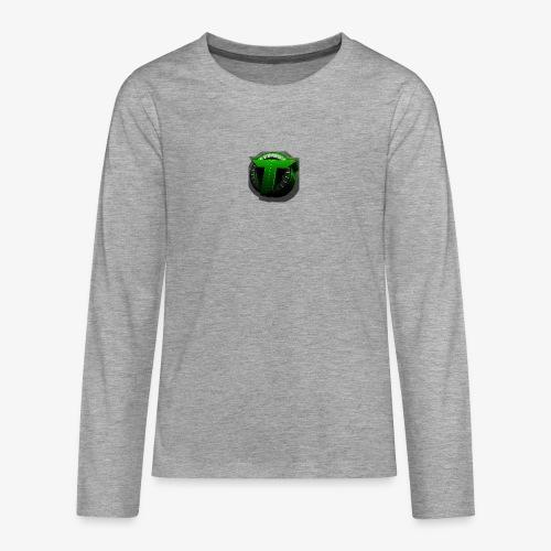 TEDS MERCHENDISE - Premium langermet T-skjorte for tenåringer