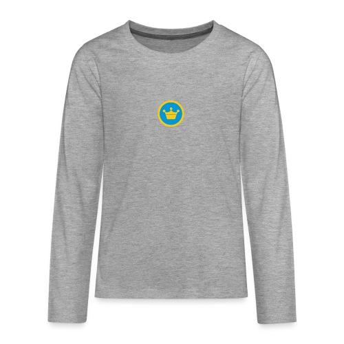 foursquare supermayor - Camiseta de manga larga premium adolescente