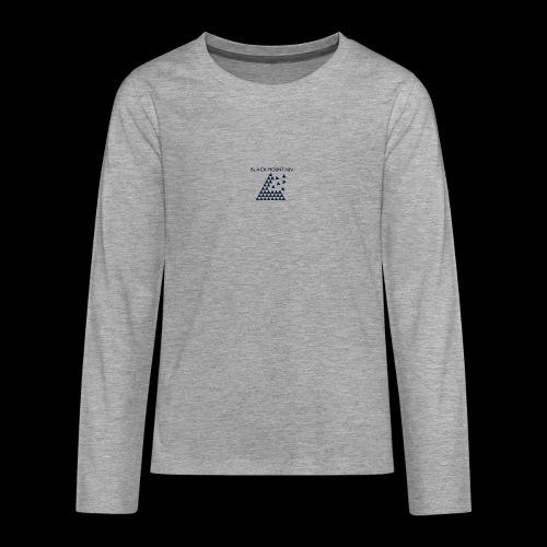 Black Mountain - T-shirt manches longues Premium Ado