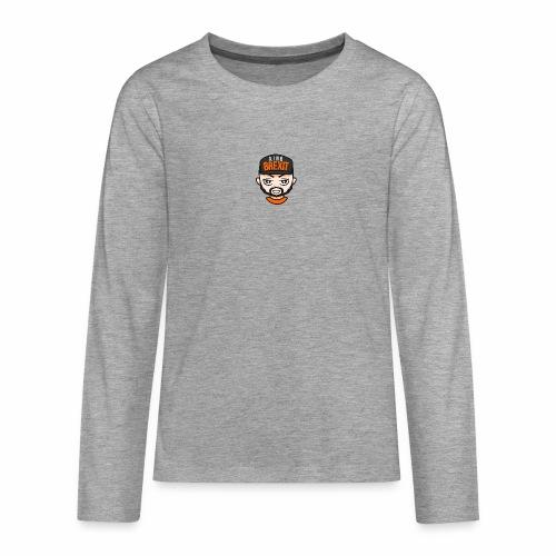 KingB - Teenagers' Premium Longsleeve Shirt