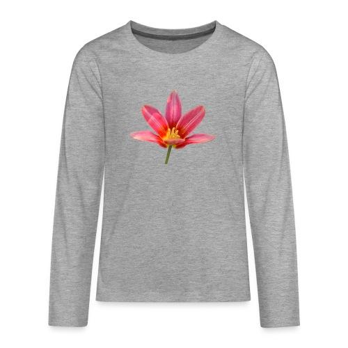 TIAN GREEN Garten - Tulpe 2017 - Teenager Premium Langarmshirt