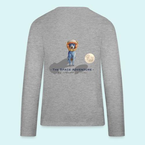The Space Adventure - Teenagers' Premium Longsleeve Shirt