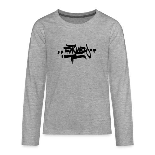 Finley - Teenager Premium Langarmshirt