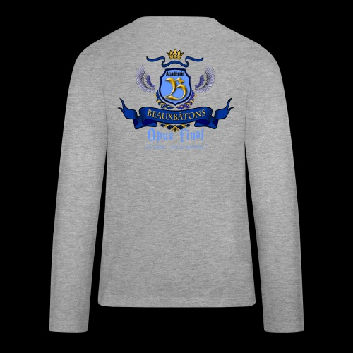 LOGO BB 3 - T-shirt manches longues Premium Ado
