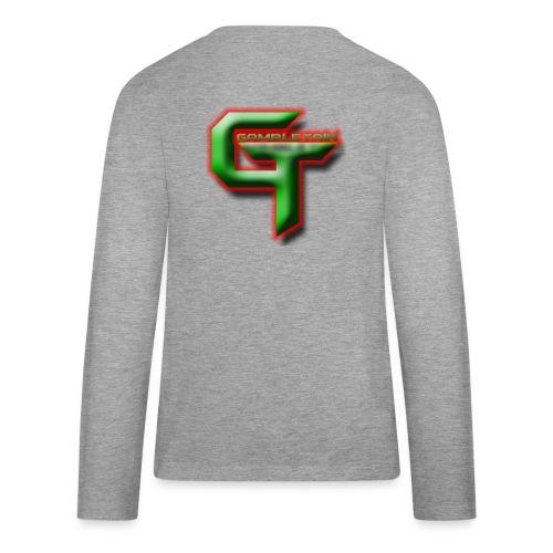Gambletain - Teenager Premium Langarmshirt