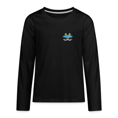 LOGO-VSS - T-shirt manches longues Premium Ado