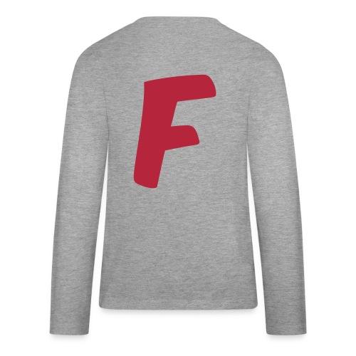 Flostone_HD - Teenager Premium Langarmshirt
