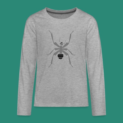 Ameise - Teenager Premium Langarmshirt