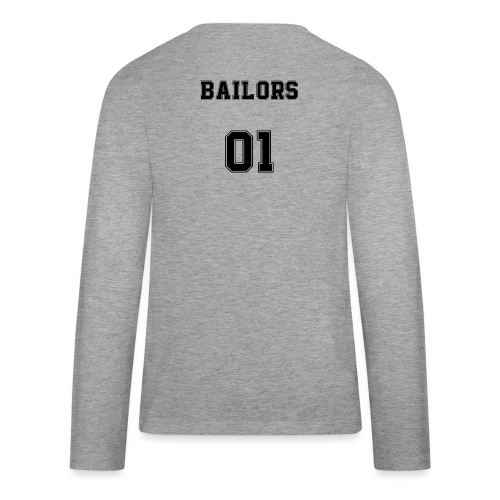 Bailors Old School - Teenager Premium shirt met lange mouwen