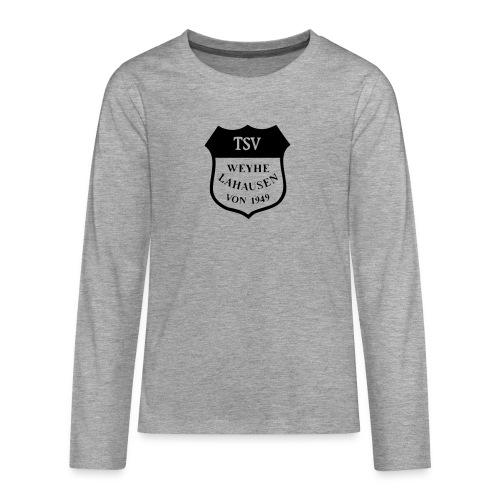 logotsvlahausen - Teenager Premium Langarmshirt