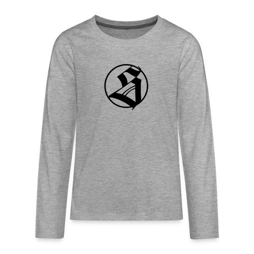 s 100 - Teenager Premium Langarmshirt