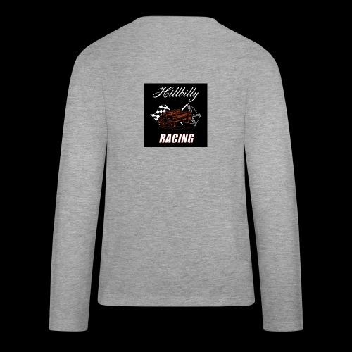 Hillbilly racing merchandise - Teenager Premium shirt met lange mouwen