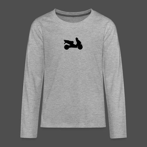 Roller 9RO11 - Koszulka Premium z długim rękawem dla nastolatków