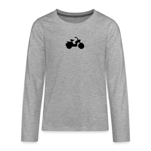 Mofa 9MO11 - Teenagers' Premium Longsleeve Shirt