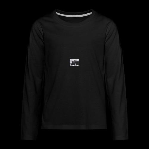 asap rocky - Långärmad premium-T-shirt tonåring