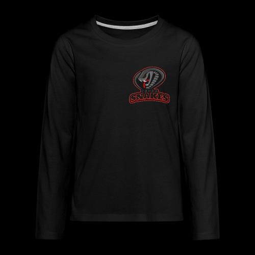 Texas FC shirts - Teenagers' Premium Longsleeve Shirt