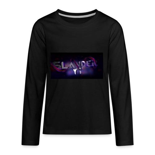 Sonder Kollektion - Teenager Premium Langarmshirt