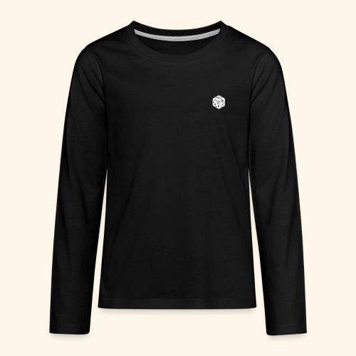A8269DCF 4ABF 47AB B620 68D97CF0A14E - T-shirt manches longues Premium Ado