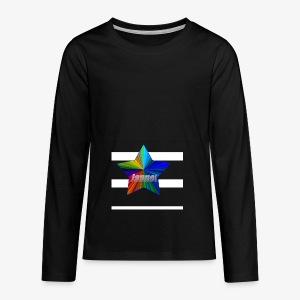 OFFICIAL JANNET MERCH - Teenagers' Premium Longsleeve Shirt
