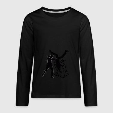 Theft ! - Teenagers' Premium Longsleeve Shirt