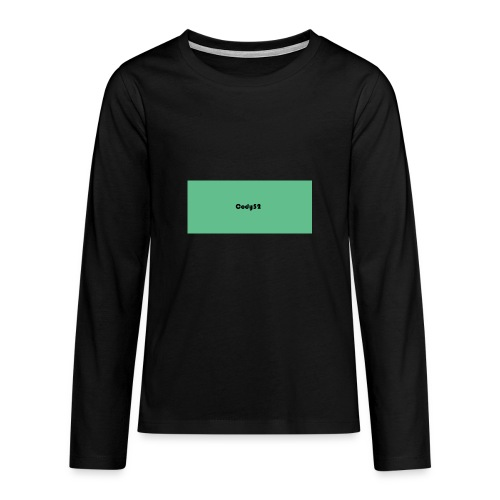 Cody52 Backpack - Teenagers' Premium Longsleeve Shirt