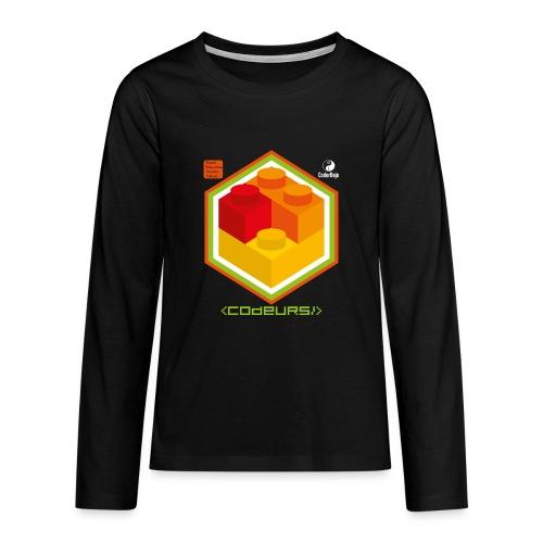 Esprit Brickodeurs - T-shirt manches longues Premium Ado