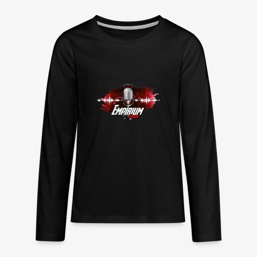 'On the air' - T-shirt manches longues Premium Ado