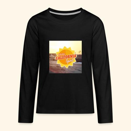 SunRise - T-shirt manches longues Premium Ado