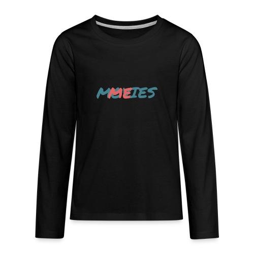memovies - Långärmad premium-T-shirt tonåring
