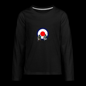 Mods - Teenagers' Premium Longsleeve Shirt