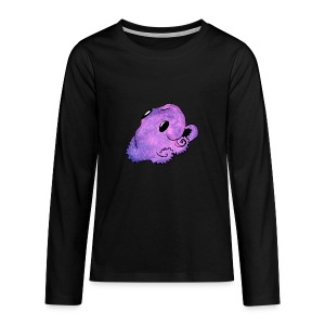 Kawaii octopus - Teenagers' Premium Longsleeve Shirt