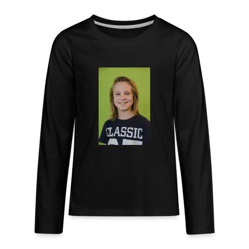 Gaming Freddy genser - Premium langermet T-skjorte for tenåringer